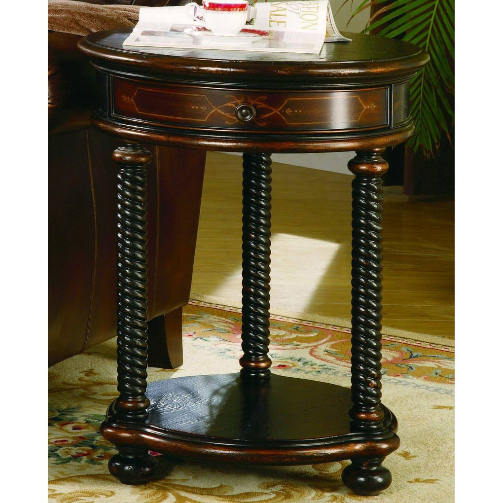 Westcott Round Accent Table | Hooker Furniture