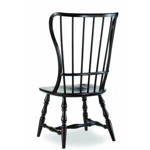 Sanctuary Spindleback Side Chair