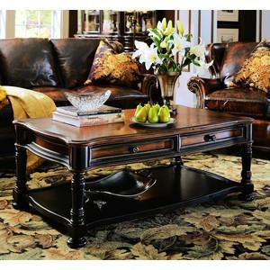 Preston Ridge Rectangular Cocktail Table | Hooker Furniture