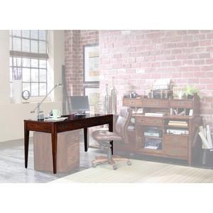 Danforth Executive Leg Desk | Hooker Furniture