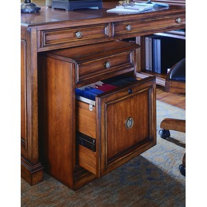 Brookhaven Mobile File | Hooker Furniture