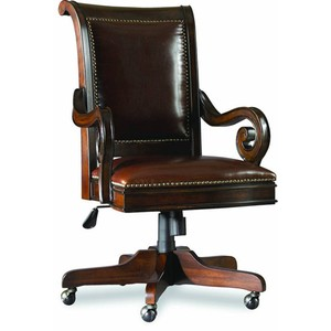 European Renaissance II Tilt Swivel Chair