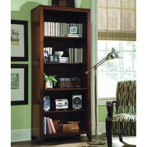 Danforth Tall Bookcase | Hooker Furniture