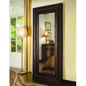 Floor Mirror w/Hidden Jewelry Storage | Hooker Furniture