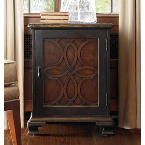 One-Door Accent Chest