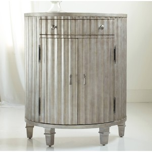 Fluted Demi Chest | Hooker Furniture