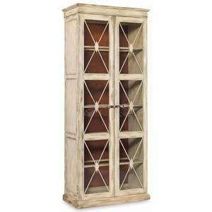 Thin Display Cabinet