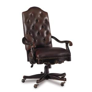Grandover Tilt Swivel Chair   Hooker Furniture