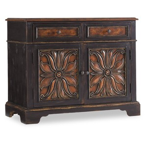 Grandover Two-Drawer Two-Door Chest