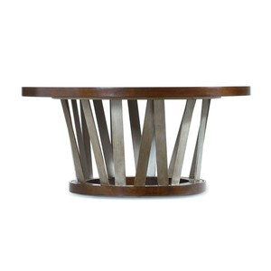 Lorimer Round Cocktail Table | Hooker Furniture