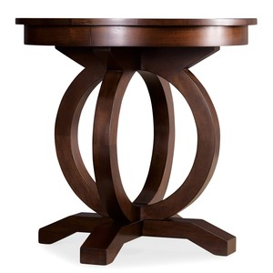 Kinsey Round End Table | Hooker Furniture