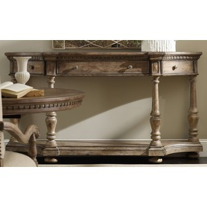 Sorella Three-Drawer Console