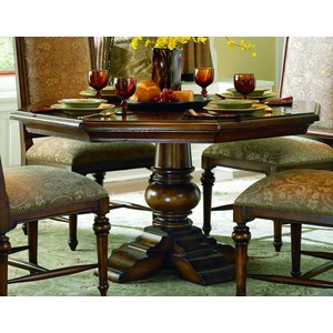 Waverly Place Reversible Top Poker Table | Hooker Furniture