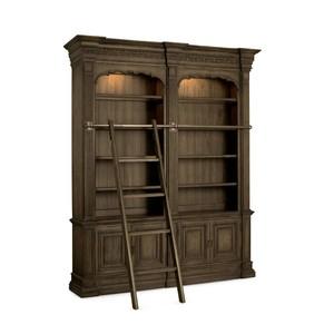 Rhapsody Double Bookcase