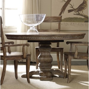 Sorella Pedestal Dining Table