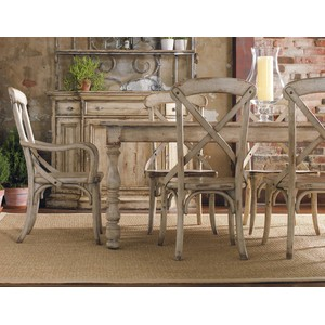 Wakefield Dining Table with Six Chairs | Hooker Furniture