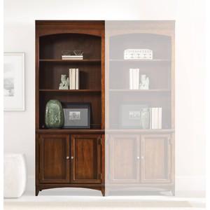 Latitude Bunching Bookcase   Hooker Furniture