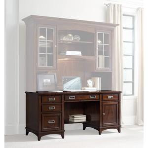 Latitude Computer Credenza   Hooker Furniture