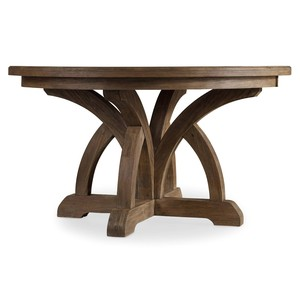 Corsica Round Dining Table | Hooker Furniture