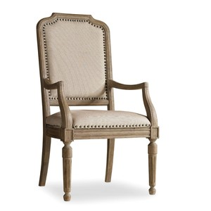 Corsica Upholstered Arm Chair | Hooker Furniture