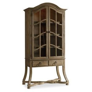 Corsica Display Cabinet | Hooker Furniture