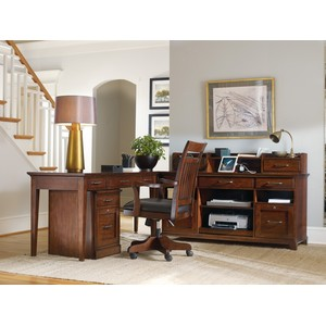 Wendover Executive Desk | Hooker Furniture