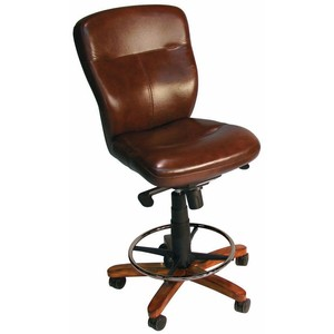 Zeb Tall Tilt Swivel Chair