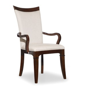Palisade Upholstered Arm Chair   Hooker Furniture
