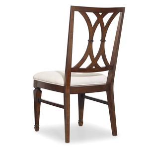 Palisade Splat-Back Side Chair   Hooker Furniture