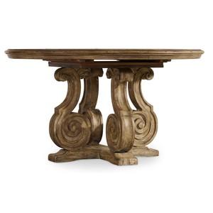 Solana Pedestal Dining Table | Hooker Furniture