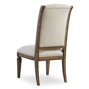 Solana Upholstered Side Chair | Hooker Furniture