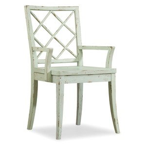X-Back Arm Chair | Hooker Furniture