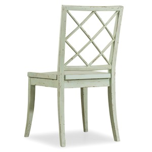 X-Back Side Chair | Hooker Furniture