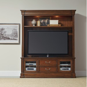 Clermont Two Piece Entertainment Group | Hooker Furniture