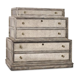 Mirrored Lateral File