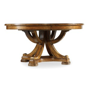 Tynecastle Pedestal Dining Table