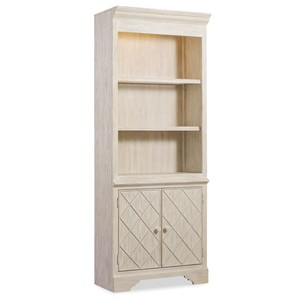 Sunset Point Bunching Bookcase | Hooker Furniture