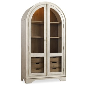 Sunset Point Display Cabinet | Hooker Furniture