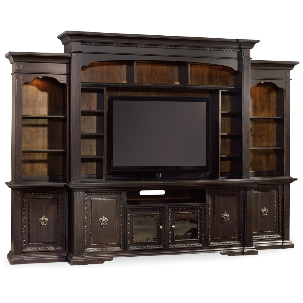 Entertainment Console | Hooker Furniture