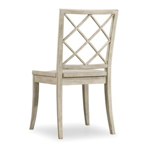 Sunset Point X-Back Side Chair | Hooker Furniture