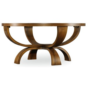 Viewpoint Round Cocktail Table