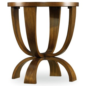 Viewpoint Round End Table | Hooker Furniture