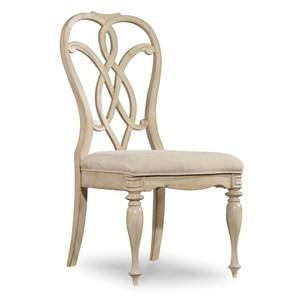 Leesburg Splatback Side Chair | Hooker Furniture