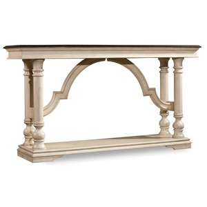 Leesburg Console Table | Hooker Furniture