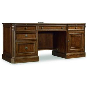 Brookhaven Computer Credenza | Hooker Furniture