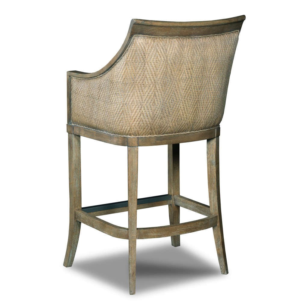 Sea Breeze Barstool | Hooker Furniture