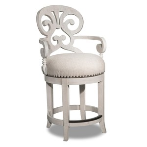 Mimosa Counter Stool | Hooker Furniture