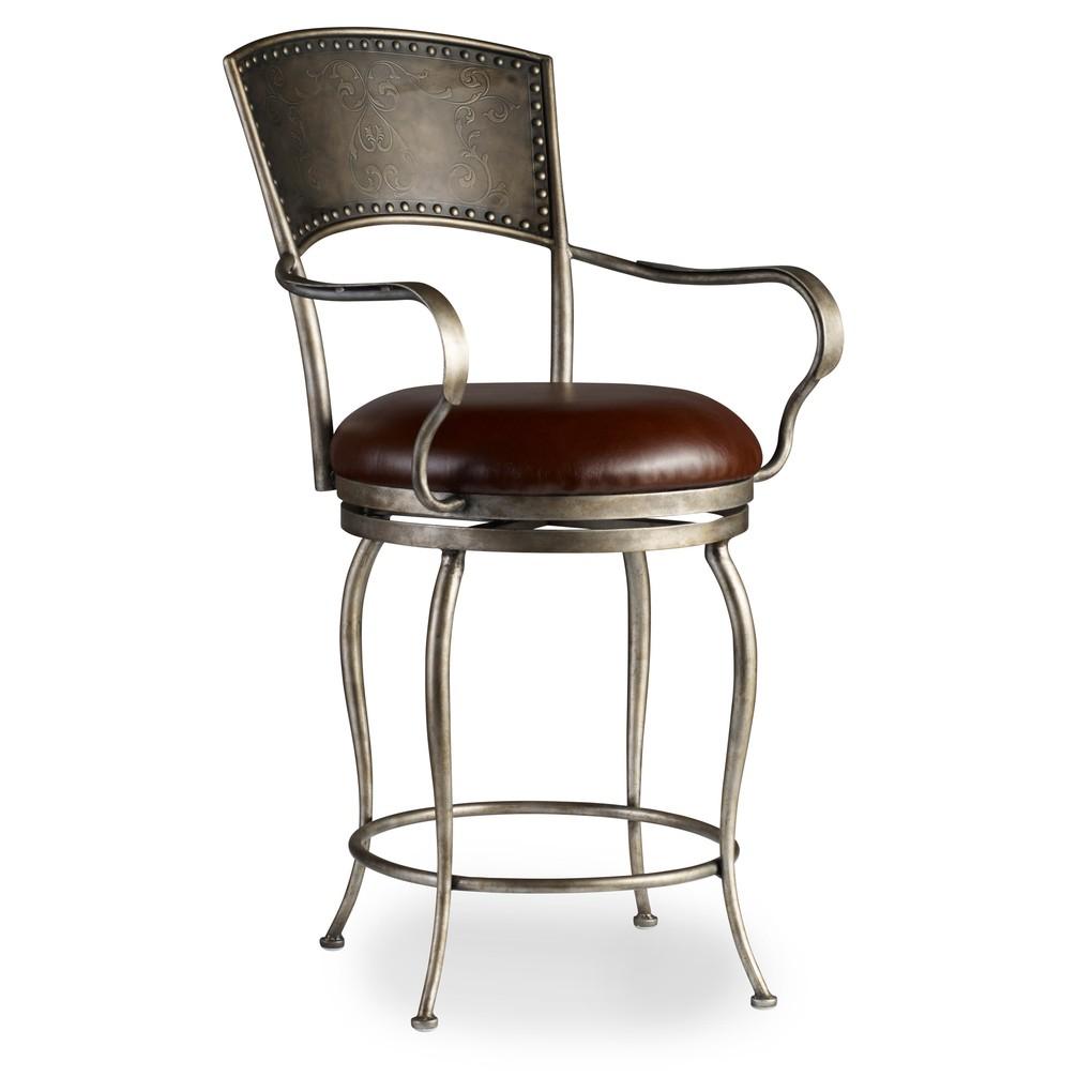 Zinfandel Counter Stool | Hooker Furniture