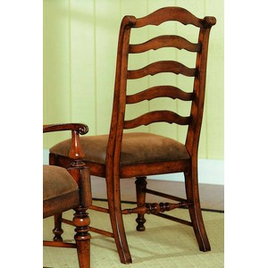 Waverly Place Fabric Ladderback Side Chair | Hooker Furniture
