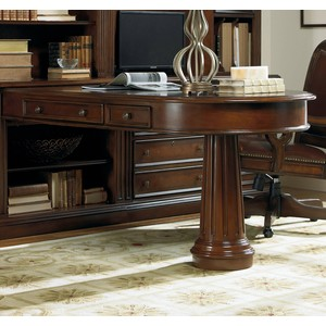 European Renaissance II Peninsula Desk